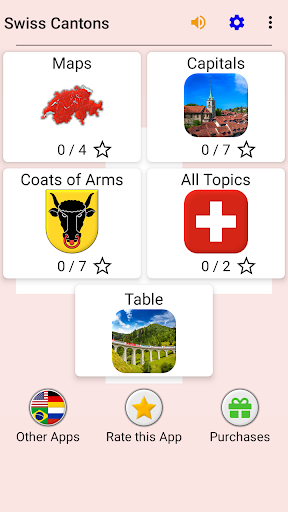 Swiss Cantons - Quiz about Switzerland's Geography 3.1.0 screenshots 3