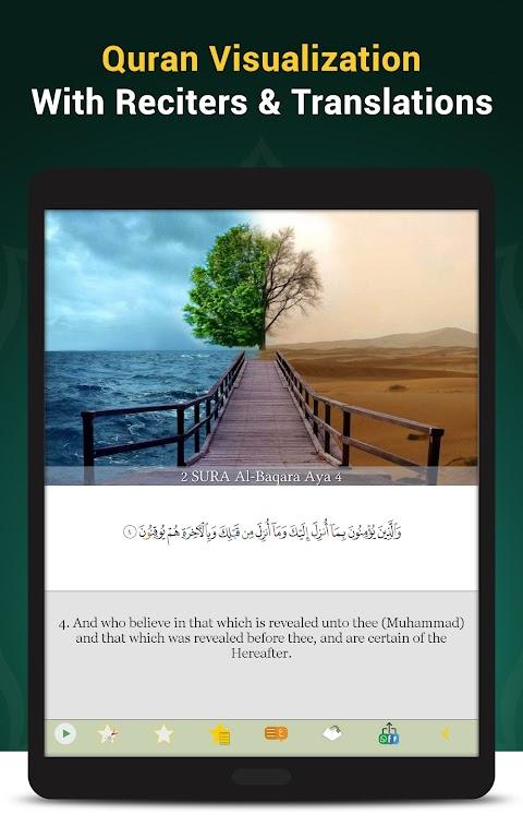 Quran Majeed – القران الكريم: Prayer Times & Athan  poster 21