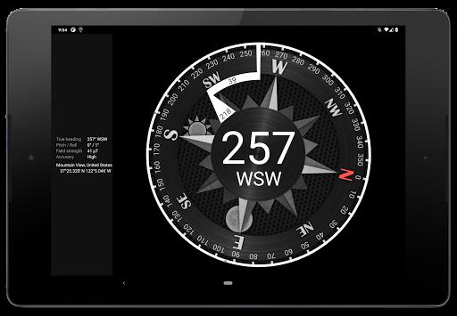 Compass Steel (No Ads) 3.0.2 Screenshots 6