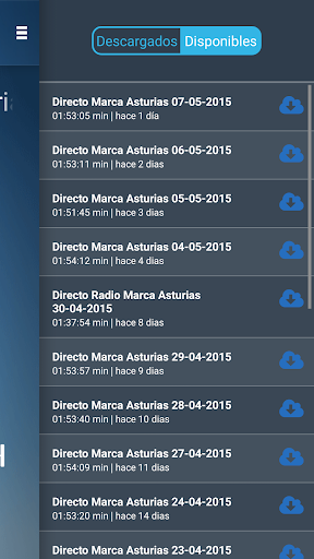 radio marca asturias screenshot 2