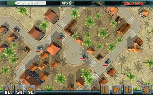 World War 3 - Global Conflict (Tower Defense) 1.6 screenshots 8