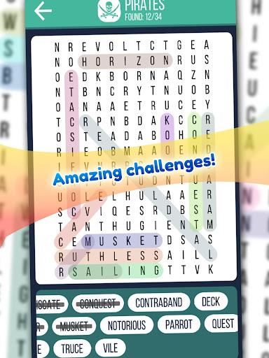 Word Search 2021 2.4 screenshots 12