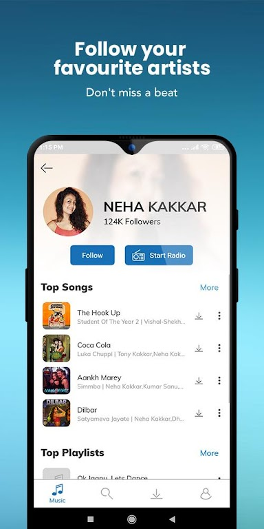Hungama Music - Stream & Download MP3 Songs  poster 5