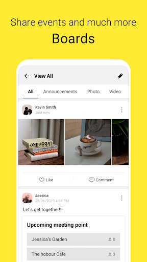 KakaoTalk: Free Calls & Text 9.0.7 Screenshots 3