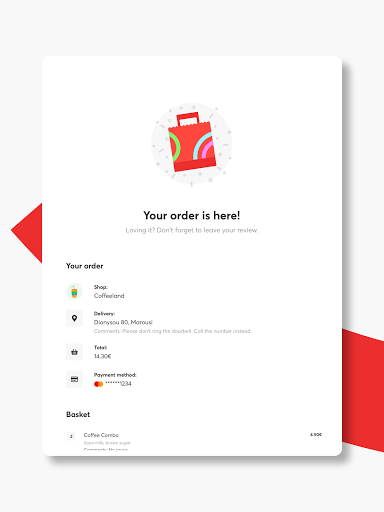 efood delivery apktram screenshots 24