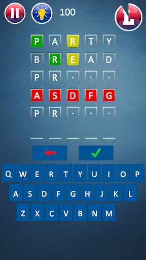 Lingo! - Word Game - 5-6-7 Letter apkpoly screenshots 3