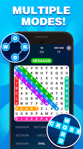 Word Connect - Word Cookies : Word Search  screenshots 5