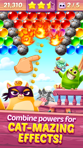Cookie Cats Pop android2mod screenshots 3