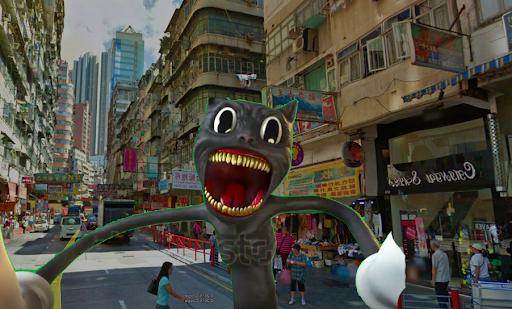 Cartoon Dog & Cartoon Cat in Shanghai 2  screenshots 1