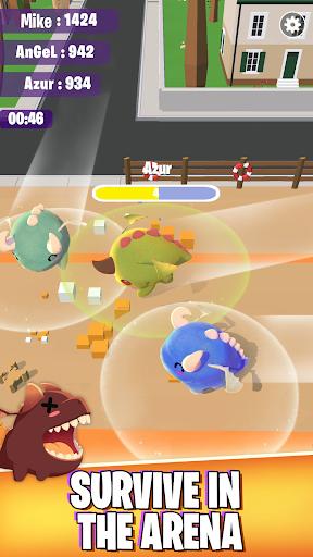 Dragon Wars io: Merge Dragons & Smash the City apkdebit screenshots 5