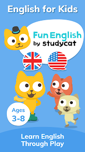 Studycat: Learn English for Kids Screenshot