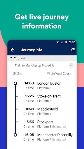 Trainline - Buy cheap European train & bus tickets apktram screenshots 4