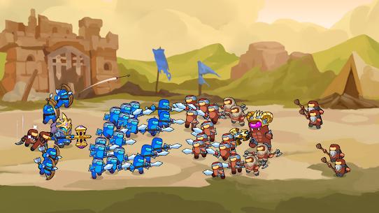 Legions War: Art of Strategy MOD APK 9