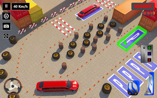 Police Limo Car Parking Games u2013 Police Car Parking 2.0.4 Screenshots 4