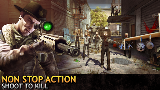 Last Hope Sniper - Zombie War: Shooting Games FPS APK MOD – Pièces Illimitées (Astuce) screenshots hack proof 2