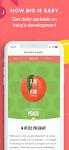 screenshot of The Bump - Pregnancy & Baby Tracker