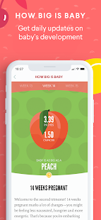 The Bump - Pregnancy & Baby Tracker Screenshot