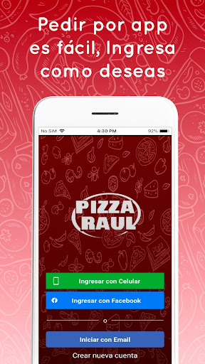 Pizza Raul Delivery  Paidproapk.com 2
