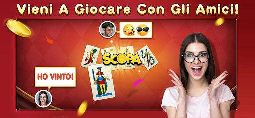 Scopa(Free,No Ads): Italian Card Game  screenshots 8