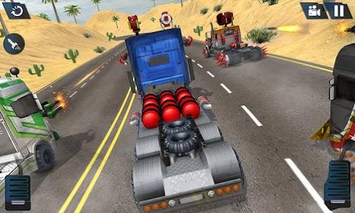 Semi Truck Crash Race 2021: New Demolition Derby 5