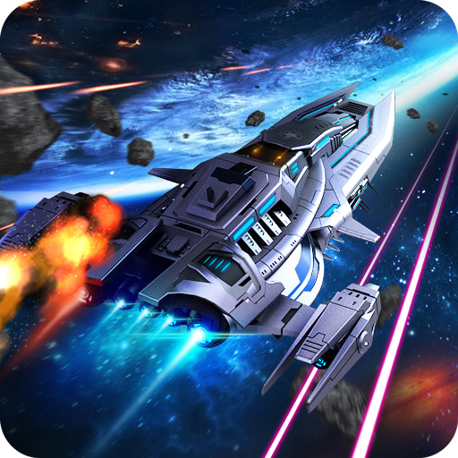 Space Warship: Alien Strike [Sci-Fi Fleet Combat]