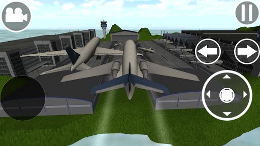 airplane parking 3d screenshot 1