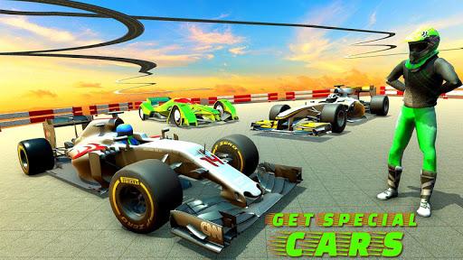 Télécharger Gratuit Formula 1 Top Speed Sport Car Race APK MOD (Astuce) screenshots 1