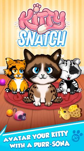 Kitty Snatch - Match 3 ft. Cats of Instagram game screenshots 14