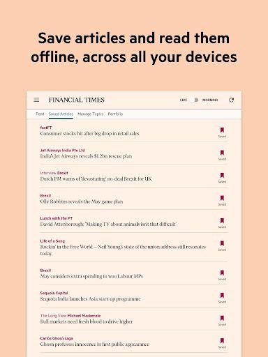 Financial Times 2.87.0 screenshots 8