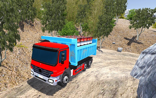 Offroad Cargo Truck Driver Simulator 2.22 screenshots 3