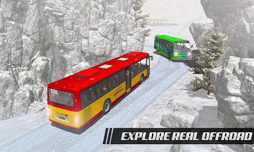 City Coach Bus Driving Simulator Games 2018 screenshots 3