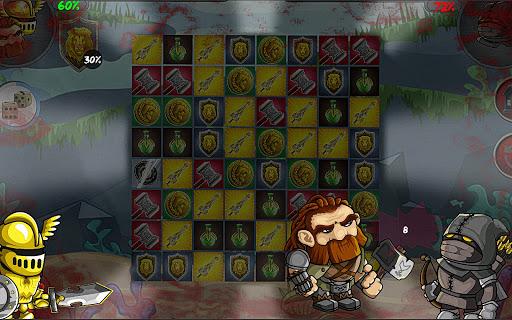 LEGENDARY MONSTER WAR PUZZLE  screenshots 10