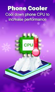 Max Booster & Super Cleaner - Phone CPU Cooler