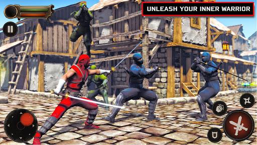 Code Triche Ninja Assassin Hero - Gangster Fighting Games 2020 APK MOD (Astuce) screenshots 2