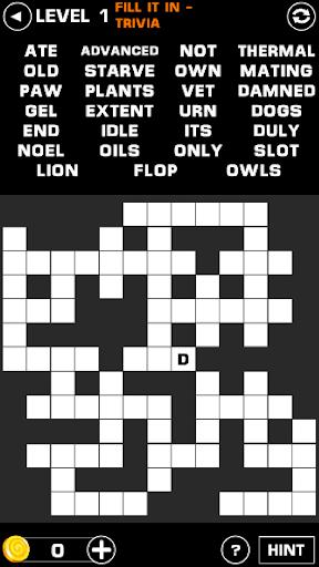 Fill It In - Word Fill-Ins 1.2.3 screenshots 1