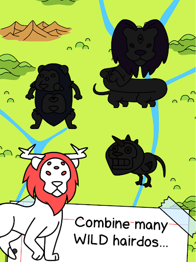 Lion Evolution - Mutant Jungle King Game 1.0.2 screenshots 7