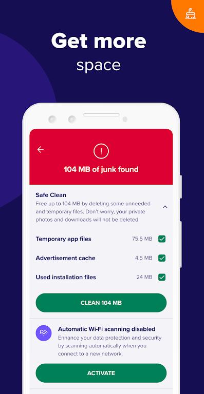 Avast Antivirus – Mobile Security & Virus Cleaner poster 5