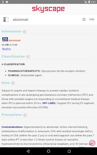 Saunders Nursing Drug Handbook 2021  Screenshots 17