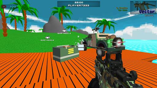 shooting combat swat  desert storm vehicle wars screenshot 1