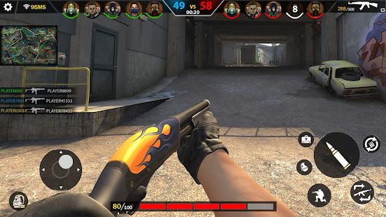 Real Commando Action Shooting Games - Gun Games 3D 1.1 Pc-softi 16
