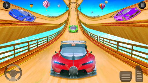 Mega Ramp - Car Stunts Games 1.0.43 screenshots 1