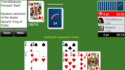 Gin Rummy GC Online 2.0.1 screenshots 1