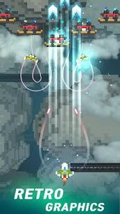 Sky Wings: Pixel Fighter 3D Latest Mod APK 3.0.7 (UNLIMITED MONEY) 5