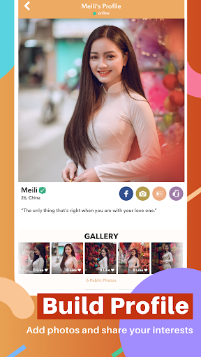 TrulyChinese - Chinese Dating App 5.12.2 Screenshots 5