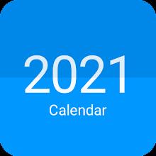 Mi Calendar icon