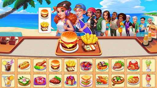 Cooking Frenzyu2122:Fever Chef Restaurant Cooking Game 1.0.40 screenshots 2
