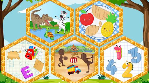 Kids Educational Puzzles Free (Preschool) 1.4.1 Screenshots 18