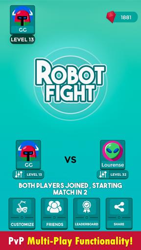 Code Triche Robot Fight (Astuce) APK MOD screenshots 5