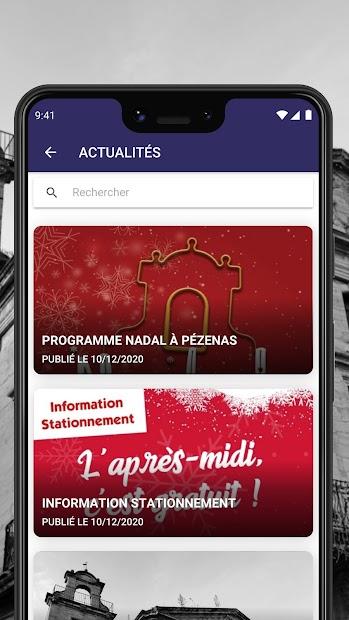 Ville de Pézenas screenshot 1