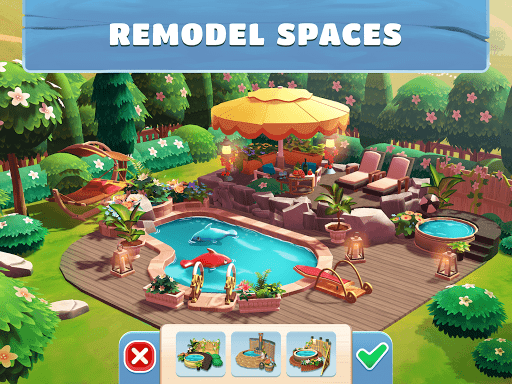 Home & Garden: Design Makeover screenshots 9